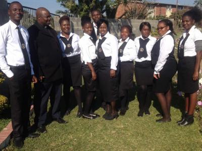 Catholic Young Adults Induction in Tshabalala, 2017