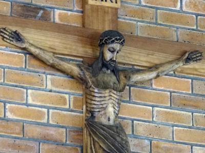 The main cross