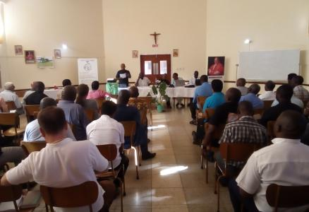 Annual General Meeting of Priests 2018