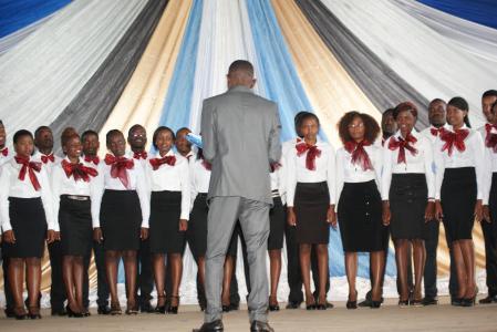 Nust students choir