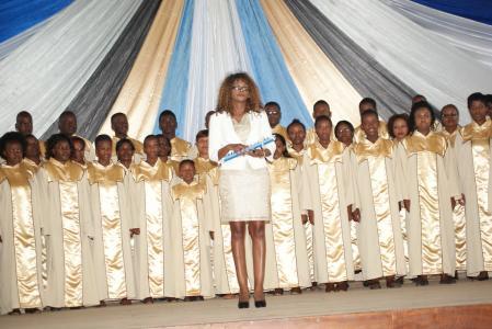 Choir of St. Anthony Parish