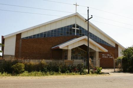Holy Family Nketa Church