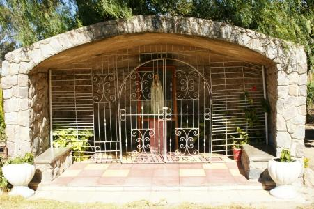Grotto at Mpopoma Parish