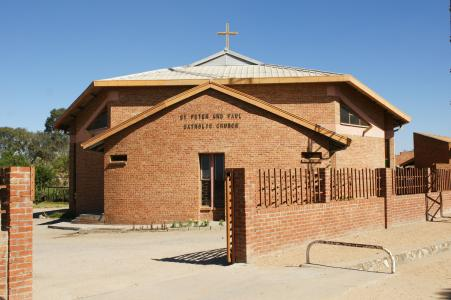 Mpopoma Church