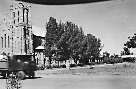 St. Mary's Cathedral, Bulawayo 1937