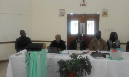 Annual General Meeting of the Laity 2018