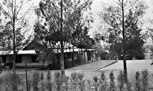 Carmel Convent, 1934 in Hillside